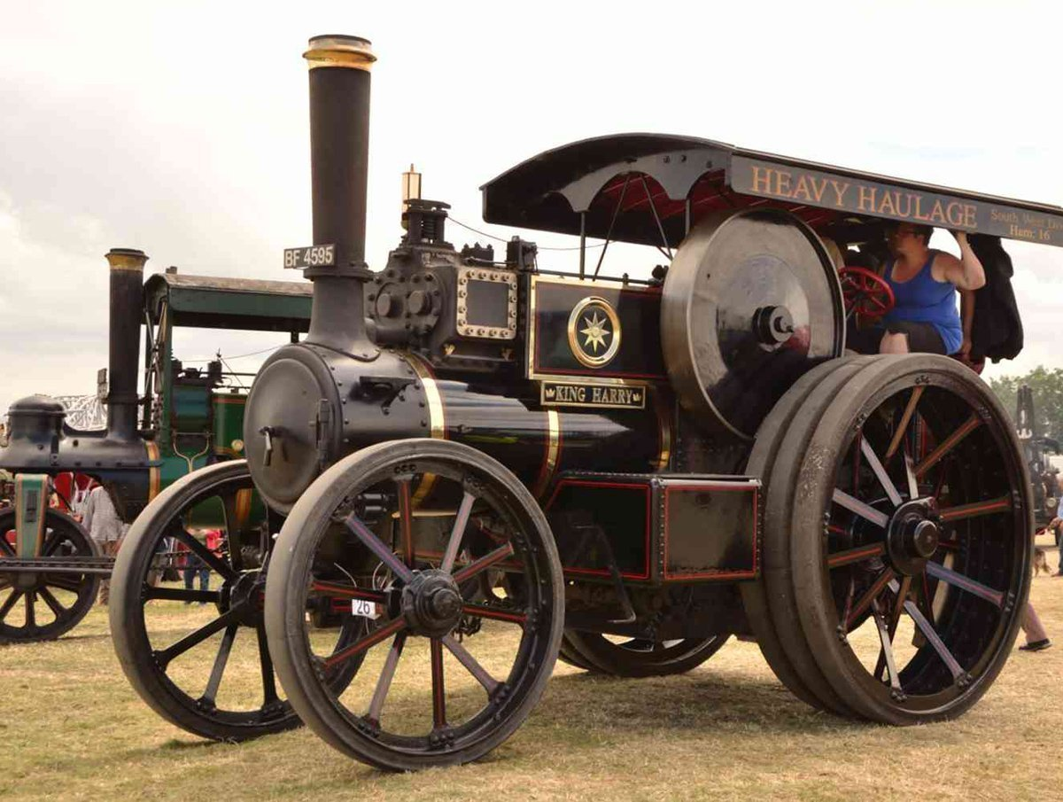 Somerset Steam and Country Show 2016
