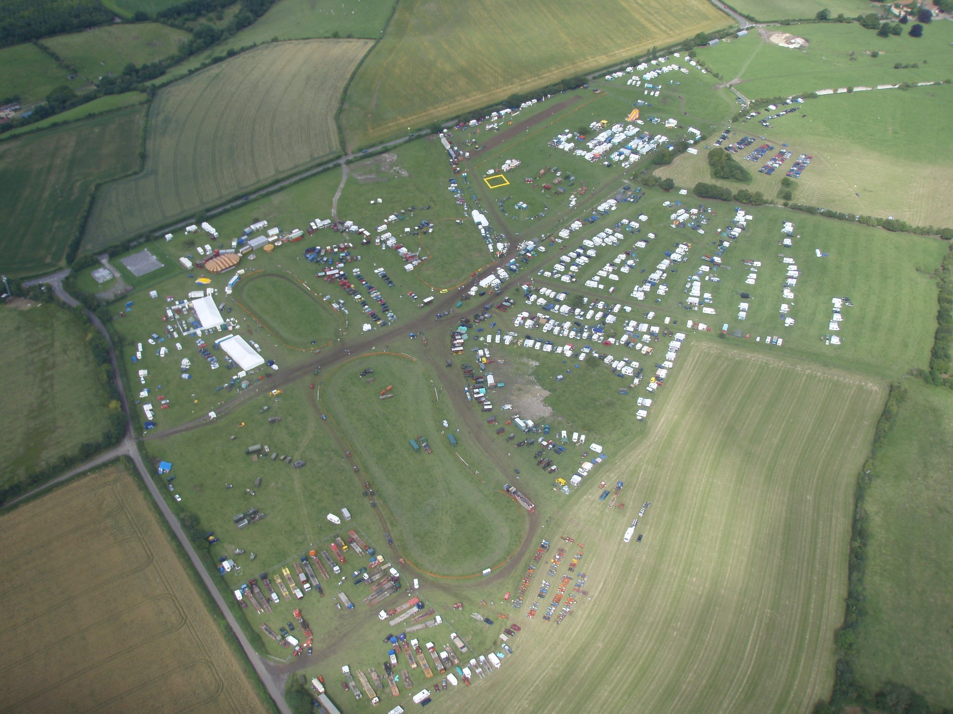 Steam Fair – 14th July 2007