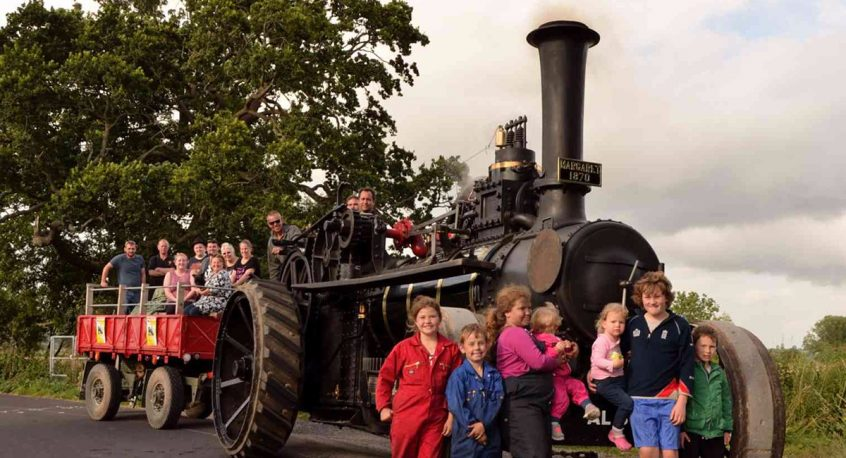 Somerset Traction Engine Club – 2016 Somerset Steam & Country Show