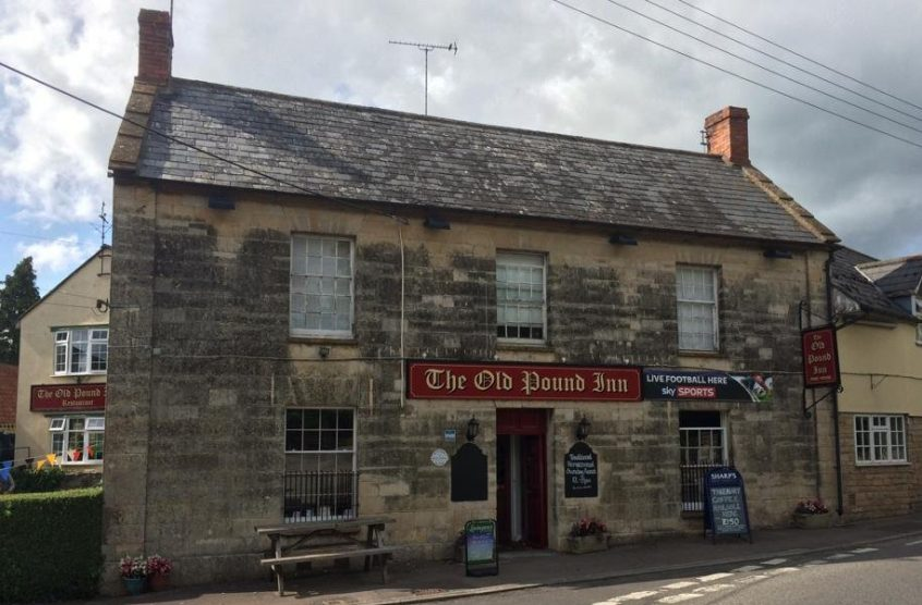 Old Pound Inn, Aller, Langport, TA10 0RA