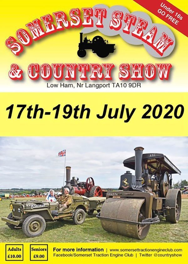 STEC Show Advanced Family Camping Ticket